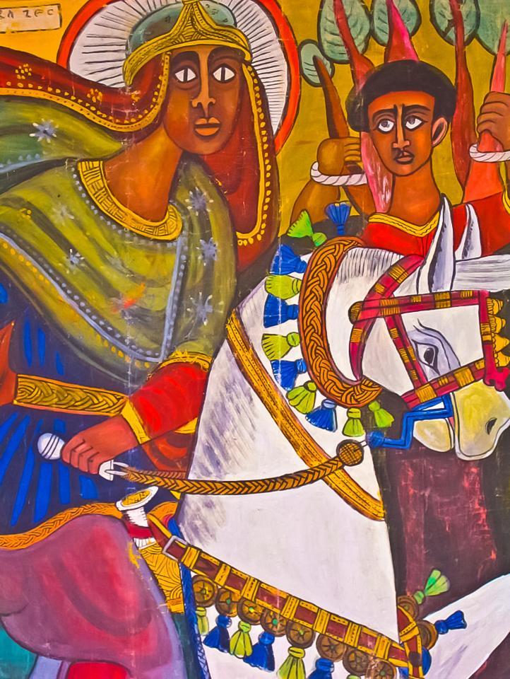 Saint-Michel l'Éthiopien
