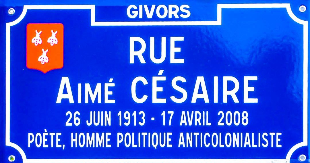 Tribute to Aimé Césaire