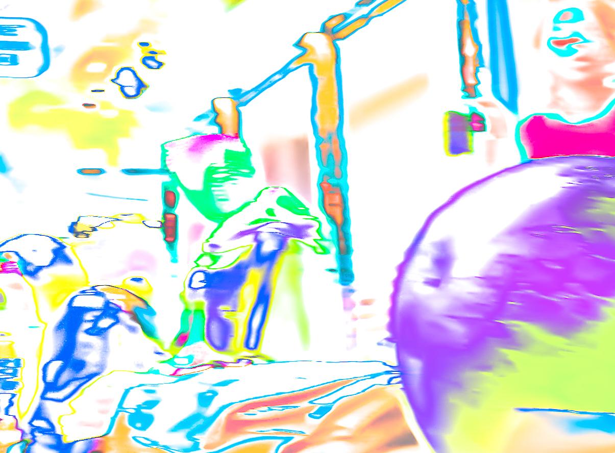 Colored live